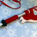 Fandomestic: 10 Handmade Geeky Christmas Ornaments