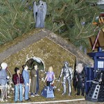 Fandomestic: Geeky Nativity Scenes