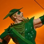 Collectible Review: Heroes of DC Green Arrow Bust