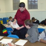Geeks Give Back: Reading With Pictures