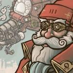 Fan Art Friday: Santa Claus