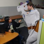 Interview: The Team Behind ThinkGeek's Tauntaun Sleeping Bag