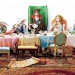 """THR: Burton's Alice in Wonderland is """"Truly, madly, wonderful"""""""