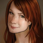 Fan Art Friday: Felicia Day