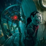 Game with Fame: Play BioShock 2 with Artist Jhonen Vasquez