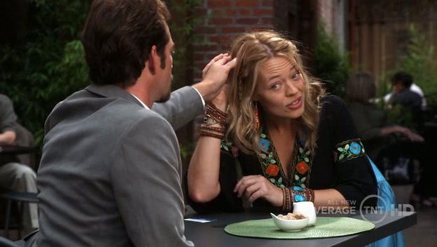 """Rand feels """"Bethany's"""" scar"""