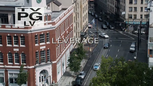 The cops, Interpol, the FBI — everyone's after the Leverage team!