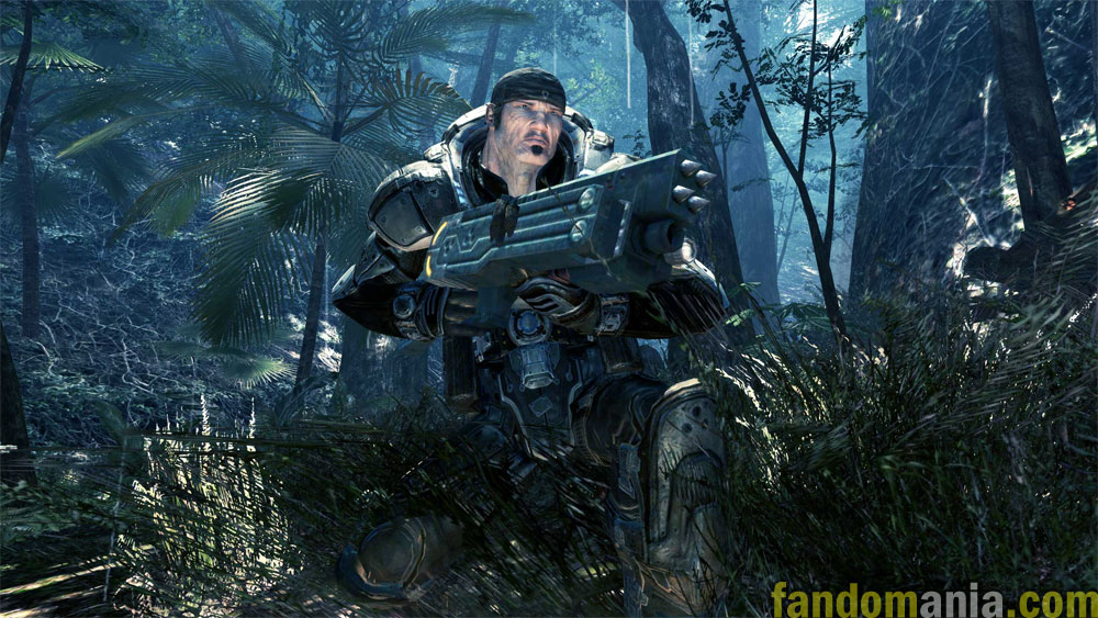 lost planet 2 is a gears of war resident evil crossover fandomania