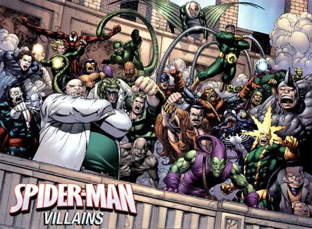 spidermanvillains