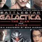 Contest: Battlestar Galactica The Plan / Razor Soundtrack