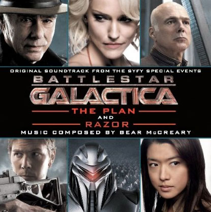 Battlestar Galactica Soundtrack