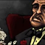 Fan Art Friday: Don Corleone