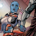 Comic Review: Mass Effect #2