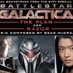 Soundtrack Review: Battlestar Galactica: The Plan / Razor