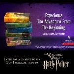 Contest: Win a Harry Potter Prize Pack