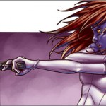 Fan Art Friday: Mystique