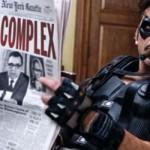 The 5 Greatest Self-Made Heroes #3: The Comedian (aka Edward Morgan Blake)