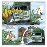 Comics Preview: Fraggle Rock #2