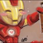 Fan Art Friday: Iron Man