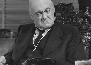 Image result for photos of lionel barrymore as mr potter