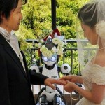 Happy Fun Thursdays: Marriage Bot Weds Couple in Japan