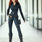 Hot Toys's Black Widow Infiltrates Your Toy Collection