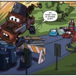 Comic Review: Cars #6