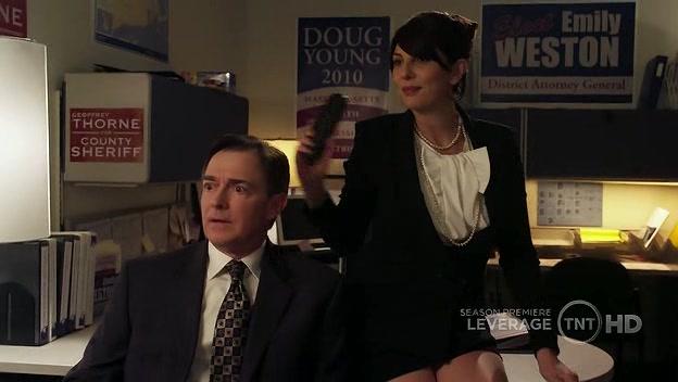 Sophie convinces Worth he can be a senator