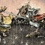 Comic Review: Mouse Guard: Legends of the Guard #1