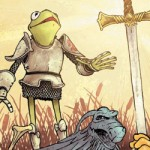Comic Review: Muppet King Arthur TPB