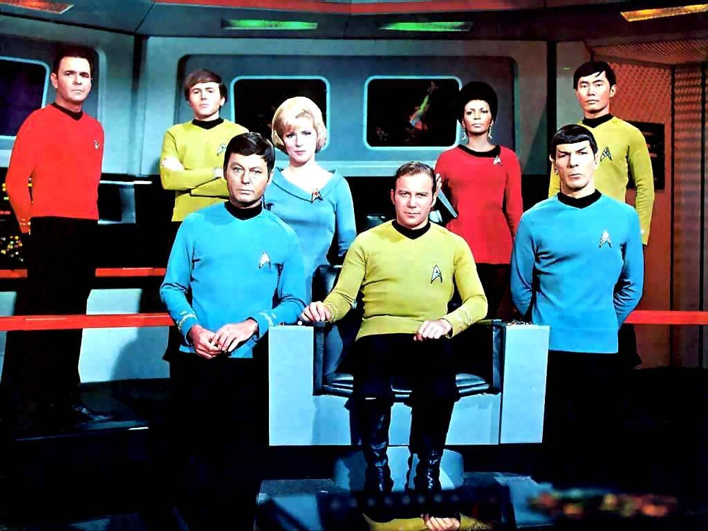 Star trek the next generation images tng crew hd wallpaper and - Soundtrack Review 60 S Tv Themes Fandomania