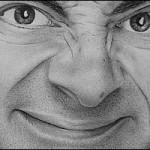 Fan Art Friday: Mr. Bean