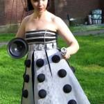 Fandomestic: Trendy TARDIS & Dashing Dalek Dresses