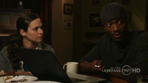 Ashley and Hardison prepare Parker for her role