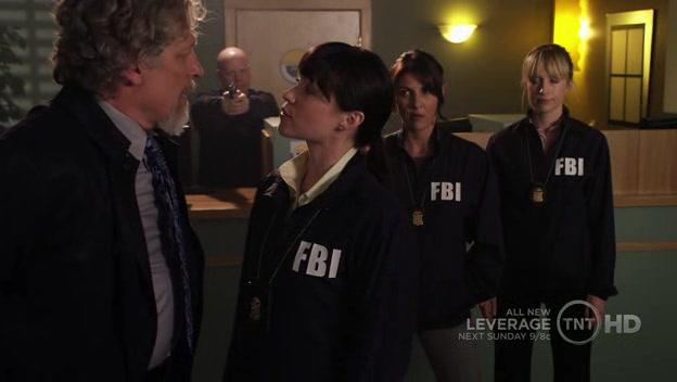 The FBI arrests Whitman