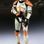 Sideshow Collectibles Unveils Commander Cody