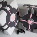 Fandomestic: Make Your Own Foam Companion Cube