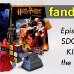 Fandomania Podcast Episode 105: SDCC 2010: Klingon in the Bathroom