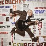 Geek Music: CD Review: George Hrab – 'Trebuchet'