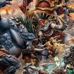 Game Review: Hordes: Primal Mk II