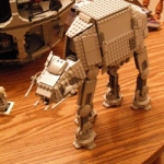 Toy Review: LEGO Star Wars AT-AT Walker (2010)