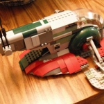 Toy Review: LEGO Star Wars Slave I (2010)