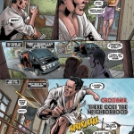 Comic Preview: Pilot Season: Crosshair #1