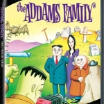 DVD Review: The Addams Family: The Complete Animated Series