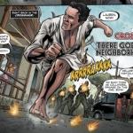 Comic Review: Top Cow's Pilot Season: Crosshair #1