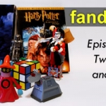 Fandomania Podcast Episode 117: Two Nouns and a Verb