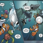 Comic Review: Finding Nemo #3