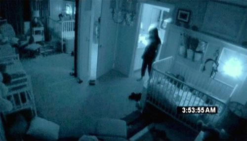 paranormal fail