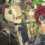 Comic Review: Top Cow's Velocity #2