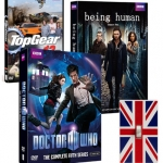 Contest: Win a BBC Prize Pack with Doctor Who, Being Human, and More!